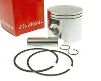 piston kit Airsal racing 76.9cc 50mm for Minarelli AM CPI