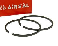 piston ring set Airsal sport 49.3cc 41mm for Morini AC