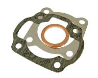 cylinder gasket set Airsal T6-Racing 69.5cc 47.6mm for CPI, Keeway (2003) Euro 2 inclined