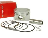 piston kit Airsal sport 149.5cc 57.4mm for Keeway 125cc