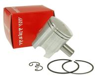piston kit Airsal T6-Racing 49.2cc 40mm for Peugeot horizontal AC