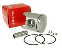 piston kit Airsal T6 Tech-Piston 69.7cc 47.6mm for Piaggio AC