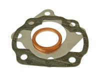 cylinder gasket set Airsal T6-Racing 49.2cc 40mm for CPI, Keeway Euro 2 inclined