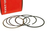 piston ring set Airsal sport 149.5cc 57.4mm for 152QMI, GY6 125cc, Kymco AC 125