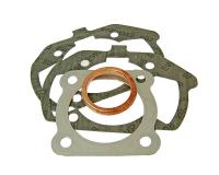 cylinder gasket set Airsal T6-Racing 69.7cc 47.6mm for Peugeot horizontal AC