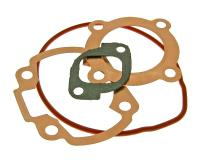 cylinder gasket set Airsal Xtrem 80.07cc 47.6mm, 45mm for Minarelli LC