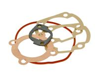 cylinder gasket set Airsal Xtrem 69.6cc 47.6mm, 39.2mm for Minarelli LC