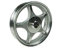 front rim aluminum 5-spoked star for disc brake