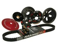 super trans kit Naraku 729mm for 4-stroke 50cc 139QMB