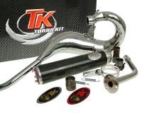 exhaust Turbo Kit Bufanda Carreras 80 for Beta RR50 (03-10)