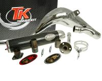 exhaust Turbo Kit Bufanda Carreras 80 for Rieju MRX, RRX, SMX, Spike