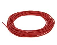 electric wire 0.5mm² - 5m - red