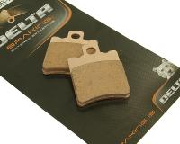 brake pads Delta Braking sintered DB2014SR (S10)