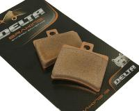 brake pads Delta Braking sintered DB2025SR