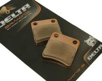 brake pads Delta Braking sintered DB2027SR