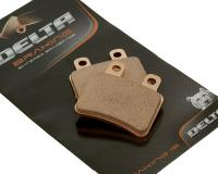 brake pads Delta Braking sintered DB2032SR