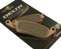 brake pads Delta Braking sintered DB2038RD
