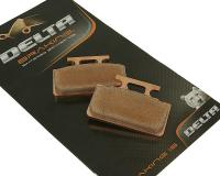 brake pads Delta Braking sintered DB2078SR