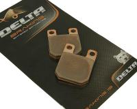 brake pads Delta Braking sintered DB2120SR