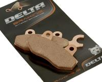 brake pads Delta Braking sintered DB2340RD
