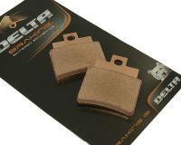 brake pads Delta Braking sintered DB2520QDN