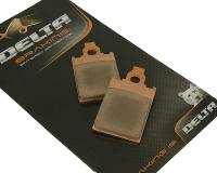 brake pads Delta Braking sintered DB2660SR