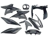 fairing kit carbon style 9 pcs for Aerox, Nitro
