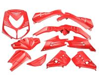 fairing kit red 13 pcs for Speedfight II