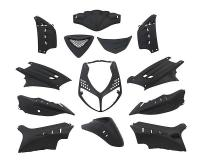 fairing kit black matt 13 pcs for Speedfight II
