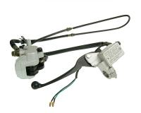 rear disc brake pump assy for GY6 125, 150cc