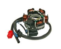alternator stator 6 coil for GY6 125/150cc
