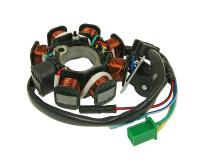 alternator stator 8 coil for GY6 125/150cc