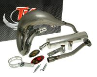 exhaust Turbo Kit Bufanda R for Aprilia RX 50 99-05