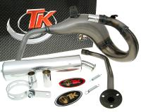 exhaust Turbo Kit Bufanda R for MH Furia RYZ 50 (03-12), Peugeot XP7