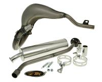 exhaust Turbo Kit Bufanda R for Generic Trigger, Keeway, KSR-Moto, Ride, Explorer