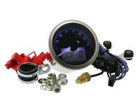 rev counter Koso D55 Eclipse Style max 9000 rpm, 150°C