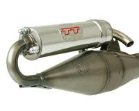 exhaust system LeoVince TT for NRG mc³, Runner, GP1