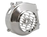 fan cover Naraku chrome for 139QMB, Kymco 4-stroke 50cc