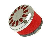 air filter Malossi red filter E13 32-38mm 25° carburetor connection