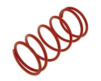 torque spring Malossi MHR Racing red for Minarelli