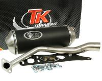 exhaust Turbo Kit GMax 4T for Kymco People S 125 BA25BA