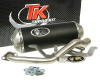 exhaust Turbo Kit GMax 4T for Yamaha Cygnus, MBK Flame (-03)