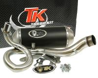 exhaust Turbo Kit GMax 4T for Vespa S 125/150 4-stroke