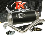 exhaust Turbo Kit GMax 4T for Honda Lead 100 (08-)