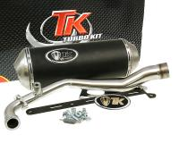 exhaust Turbo Kit GMax 4T for Yamaha BWs 125 Zuma