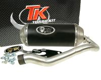 exhaust Turbo Kit GMax 4T for Vespa GTS 300