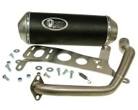 exhaust Turbo Kit GMax 4T for Kymco Agility City 125