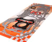 "engine gasket set for 12"" wheel, 729mm drive belt for GY6 50cc (short engine)"