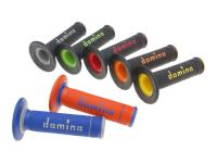handlebar grip set Domino A190 off-road two-colored