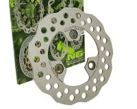 brake disc NG Wavy for Kymco Agility, Dink, Super 9, MXU, KXR